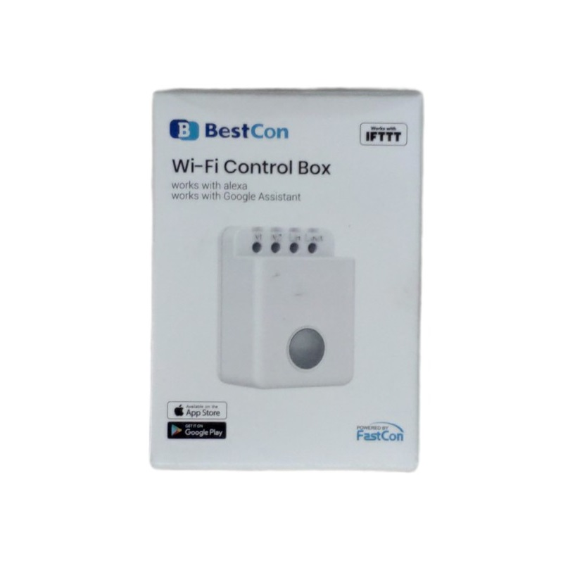 Bộ điều khiển từ xa wifi MCB1