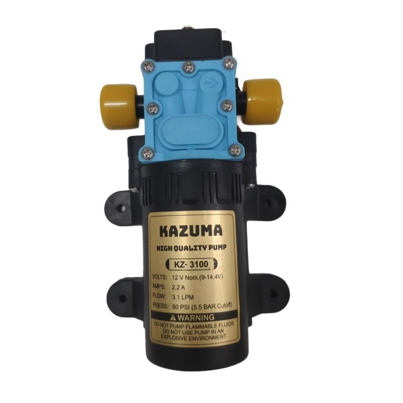 Máy phun sương đơn KAZUMA KZ-3100 hồi lưu (Hỗ trợ 5 – 15 béc)