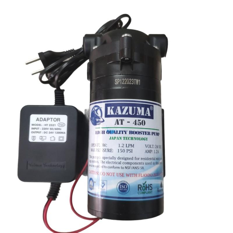 Máy phun sương rời KAZUMA AT-450 kèm nguồn 24V (Hỗ trợ 15-20 béc)