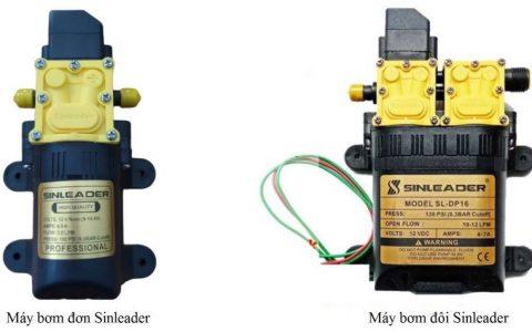Các loại máybơm Sinleader và những lưu ý khi sử dụng