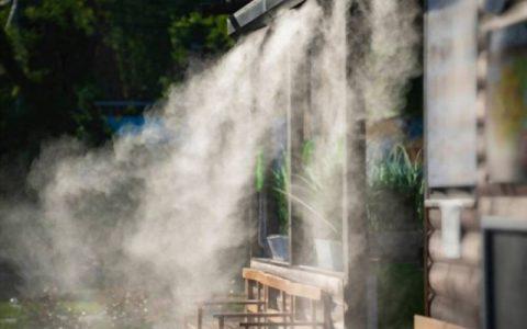 Cách chọn mua máy phun sương quán cafe